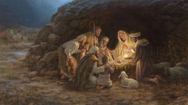 the nativity jon mcnaughton