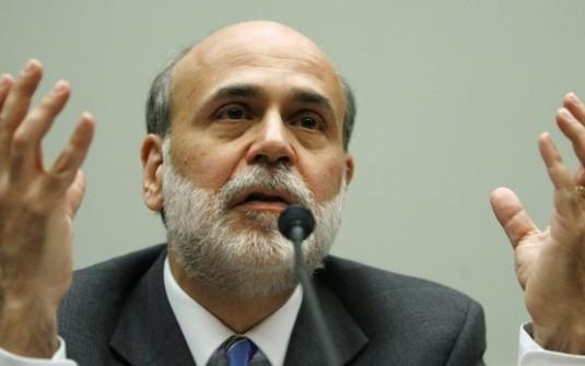 Ben Bernanke a encore frappe