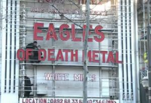 Concert des Eagles of Death Metal rescapés du Bataclan