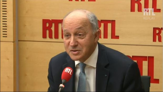 Laurent Fabius rtl