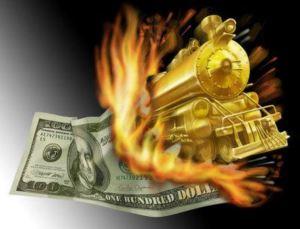 Panique à bord, l'or alternative aux taux négatifs