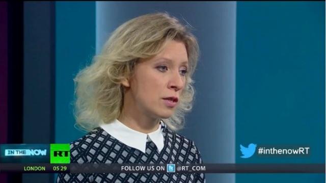 russie maria zakharova apocalypse