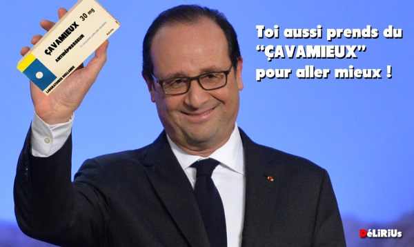 Hollande ça va mieux
