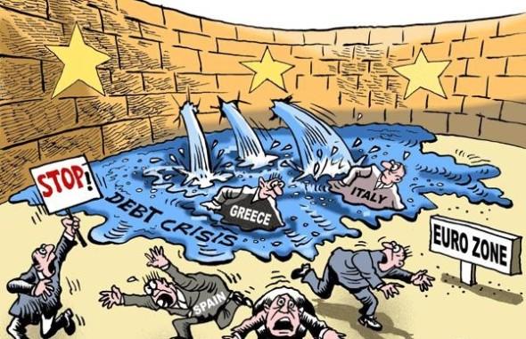 euro bank run italeave