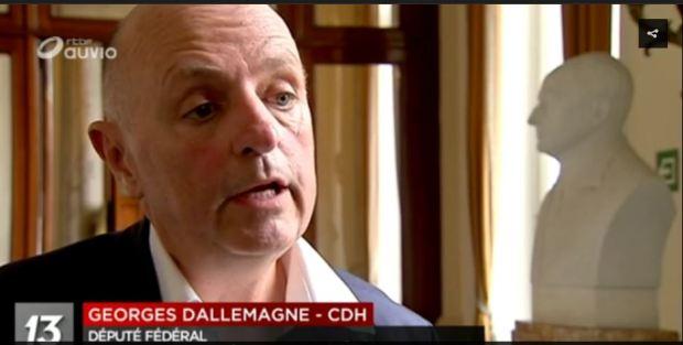 Georges Dallemagne sur l'attaque au Bataclan