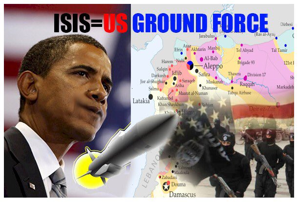 isis-ground-force