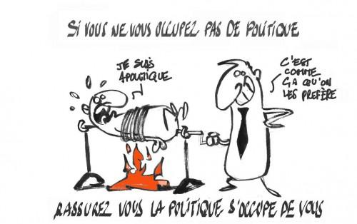 Politique: avis, arguments etc... (pas de bagarre sinon je cogne !) - Page 3 Prc3a9sidentielle-cartoon-1