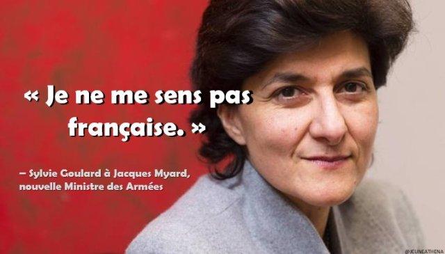 """Macron """"en marche"""" ! Sylvie-goulard-armees-pas-francaise"""