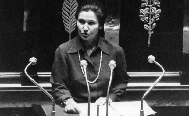 Simone veil avait sign un accord de dons d organes entre for Chambre de commerce france israel